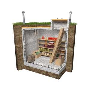 купить погреб из бетона спб